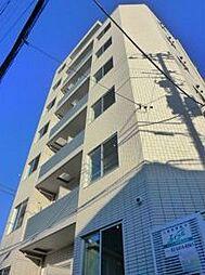 東京都豊島区南池袋4丁目の賃貸マンションの外観