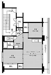 松原駅 3.8万円