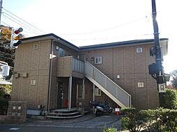 ミルフェリス[2階]の外観