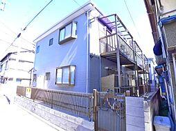 寿ハウス[1階]の外観