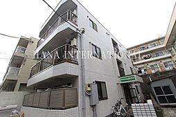 神奈川県川崎市多摩区三田2丁目の賃貸マンションの外観