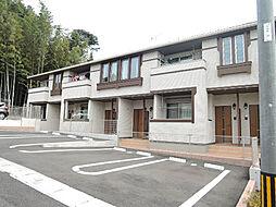 福岡県北九州市若松区宮丸2丁目の賃貸アパートの外観