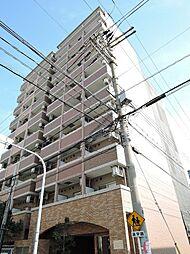 シャルマンフジ阿波座ウエスト[3階]の外観