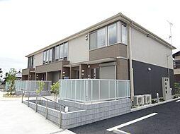 埼玉県上尾市大字上尾下の賃貸アパートの外観