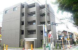 ガリシアレジデンス目黒本町[106号室]の外観