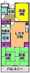 汐ノ宮駅 5.2万円