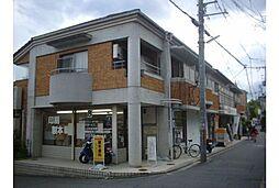 京都府京都市北区小松原北町の賃貸マンションの外観