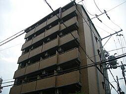 大阪府堺市北区中百舌鳥町2丁の賃貸マンションの外観