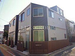 グランエッグス桜上水A[1階]の外観