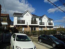 [テラスハウス] 愛知県名古屋市名東区平和が丘2丁目 の賃貸【/】の外観