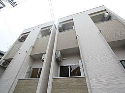 愛知県名古屋市北区東水切町1の賃貸アパートの外観