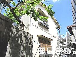 東京都渋谷区本町4丁目の賃貸アパートの外観