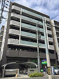 京橋イーストガーデン[201号室]の外観