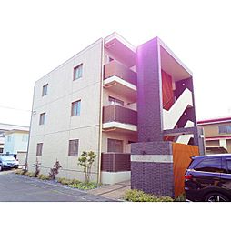 静岡県静岡市葵区昭府の賃貸マンションの外観