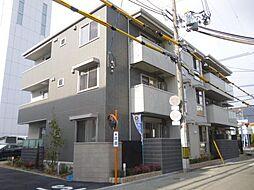阪急箕面線 牧落駅 徒歩9分の賃貸アパート