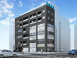 福岡県福岡市早良区藤崎1丁目の賃貸マンションの外観
