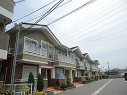 大阪府和泉市葛の葉町2丁目の賃貸アパートの外観