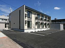 福井市幾久町7-9[202号室]の外観