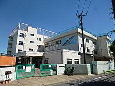 東調布第一小学校(630m)