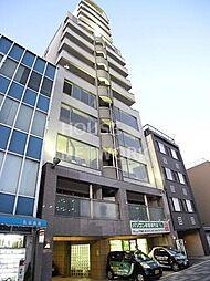 京都府京都市下京区平屋町の賃貸マンションの外観