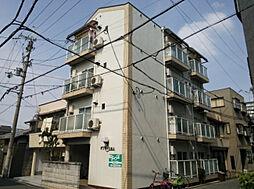 サンライズ佐太[4階]の外観