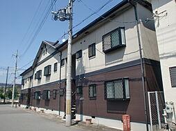 コーポミヨ[1階]の外観