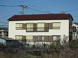 原島ハイツA[1階]の外観
