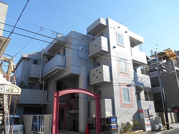 YOKOHAMA TRADITIONAL VIEW[105号室]の外観