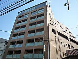 東京都中野区弥生町1丁目の賃貸マンションの外観