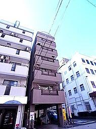 兵庫県神戸市中央区多聞通2丁目の賃貸アパートの外観