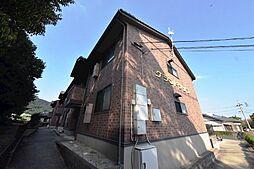福岡県北九州市小倉南区上吉田4丁目の賃貸アパートの外観