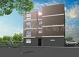 仮)東札幌1・6B[3階]の外観