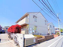 [テラスハウス] 東京都練馬区土支田4丁目 の賃貸【/】の外観