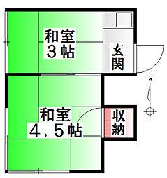 東長崎駅 2.5万円