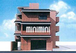 仮称)小川町共同住宅[2階]の外観