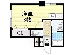 浅間町駅 4.8万円