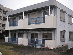 コーポ原島[102号室号室]の外観