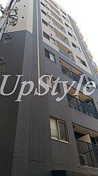 東京都台東区上野1丁目の賃貸マンションの外観