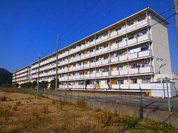ビレッジハウス五個荘1号棟[2階]の外観