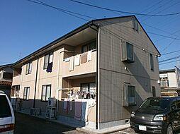 セントビラ92 B棟[2階]の外観