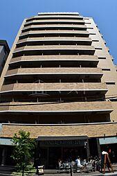 フォレステージュ北堀江[10階]の外観