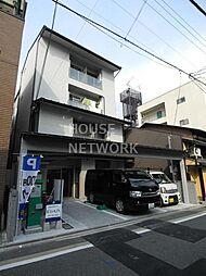 京都府京都市上京区姥ケ西町599の賃貸マンションの外観
