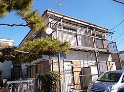 元澤ハイツ[1階]の外観