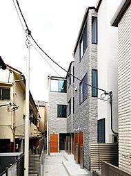 キングハウス新宿御苑[0101号室]の外観