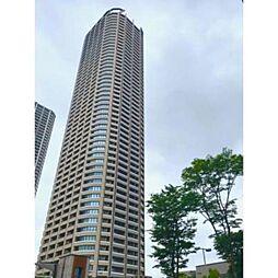 パークシティ武蔵小杉 ザガーデンタワーズイースト[49階]の外観