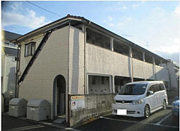 千葉県市川市香取2丁目の賃貸アパートの外観