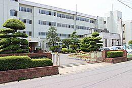 土浦第三中学校まで750m