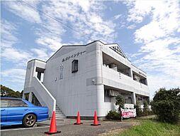 静岡県御殿場市北久原の賃貸アパートの外観