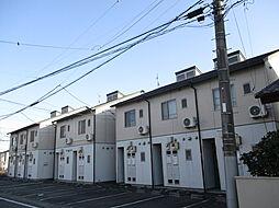 [テラスハウス] 群馬県高崎市東貝沢町3丁目 の賃貸【/】の外観
