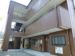 リンピア中道[3階]の外観
